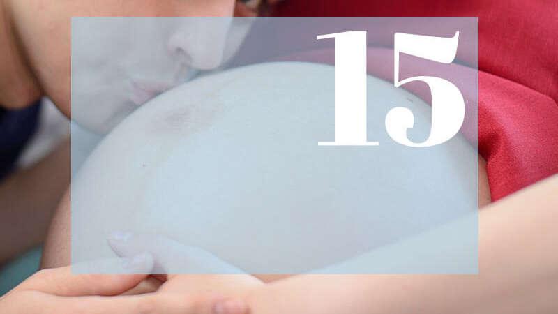 15 tydzień ciąży