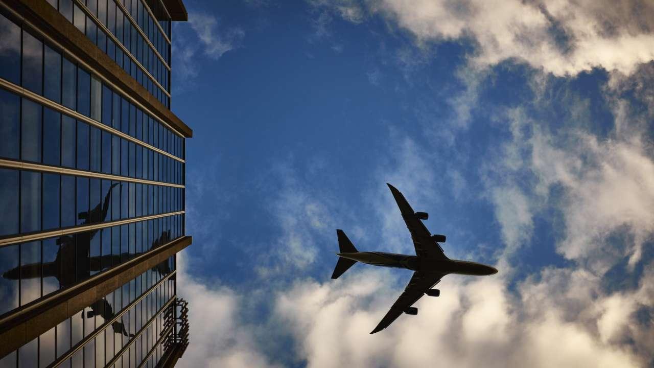 Cicha strefa bez dziecka w samolocie?