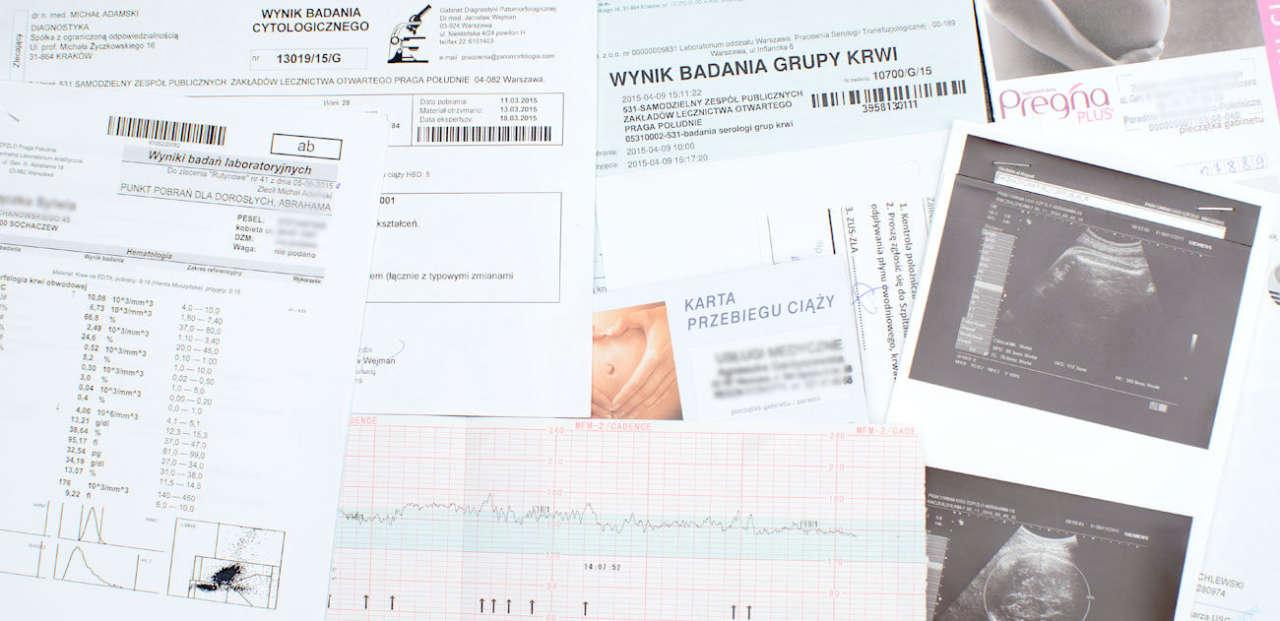 Badania w ciąży: Jak wygląda kalendarz badań w ciąży?