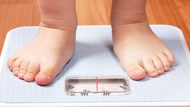 Nadwaga u dzieci – palący problem
