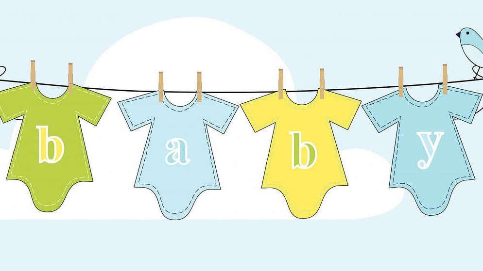 Pranie ubranek dla noworodka