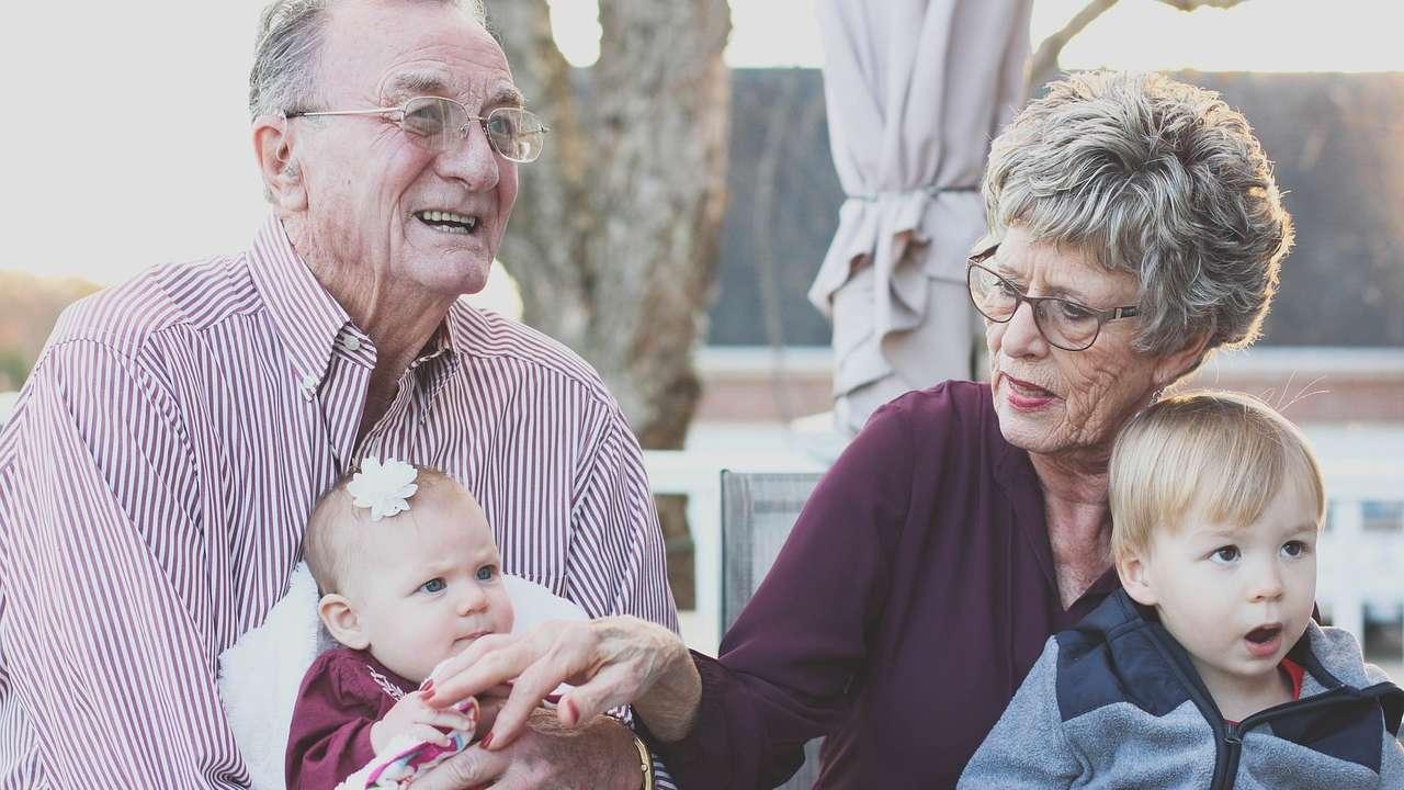 5 rad dziadków, których nie powinnaś słuchać