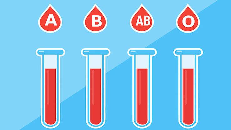 Najrzadsza grupa krwi