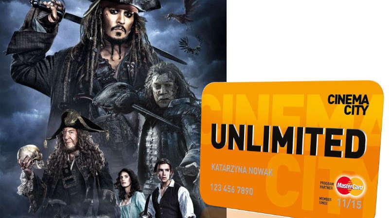 Karta Cinema City Unlimited – prezent na Dzień Dziecka dla małego kinomana