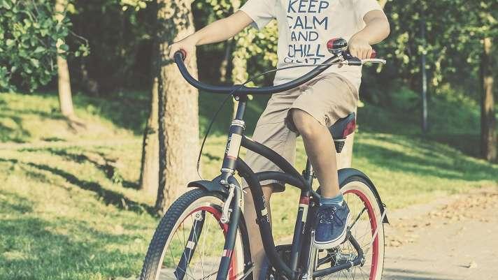 7 przydatnych rzeczy podczas rodzinnej wycieczki rowerowej