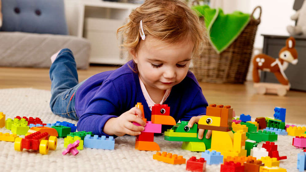Klocki LEGO dla dziewczynek? Czemu nie!