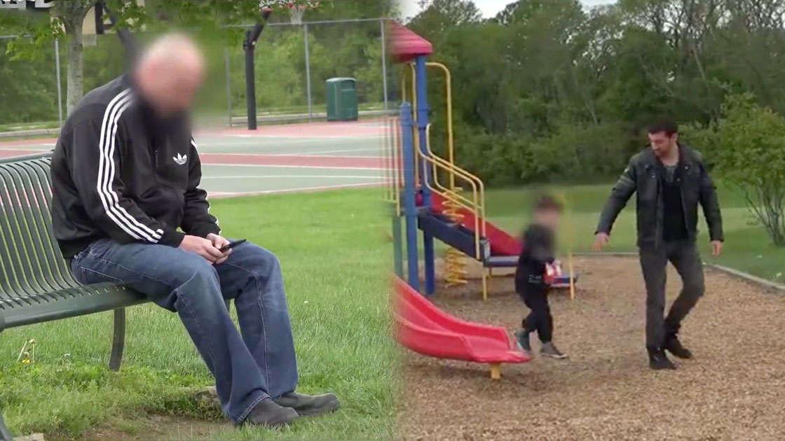 Dziecko porwane sprzed nosa taty