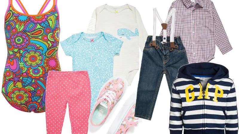 Z wyprzedaży: 14 ubranek dla dzieci, które warto zabrać na wakacje