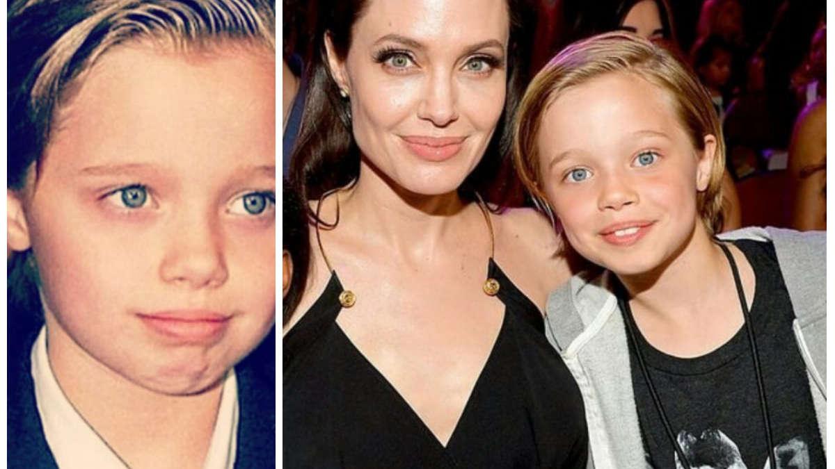 """""""11-letnia córka Angeliny Jolie i Brada Pitta zmienia płeć!"""" Plotka, która wywołała dyskusję…"""