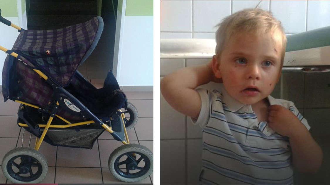 Dwuletniego chłopca znaleziono w Grudziądzu. Ustalono już jego dane, trwają poszukiwania matki [AKTUALIZUJEMY]