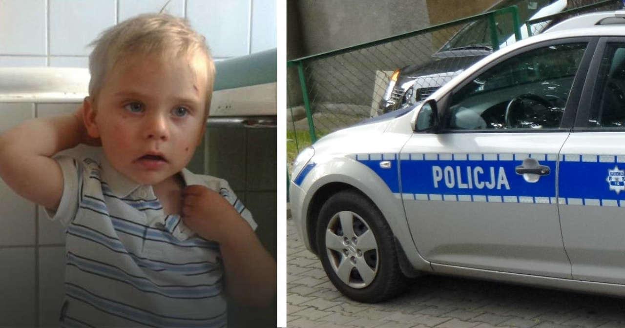 Odnaleziono matkę dwulatka z Grudziądza! Została zatrzymana przez Policję.