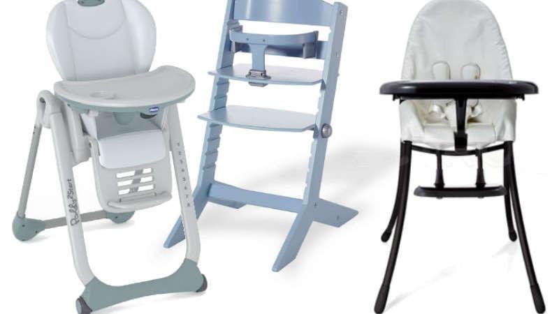 Krzesełko do karmienia – o czym pamiętać przy zakupie?