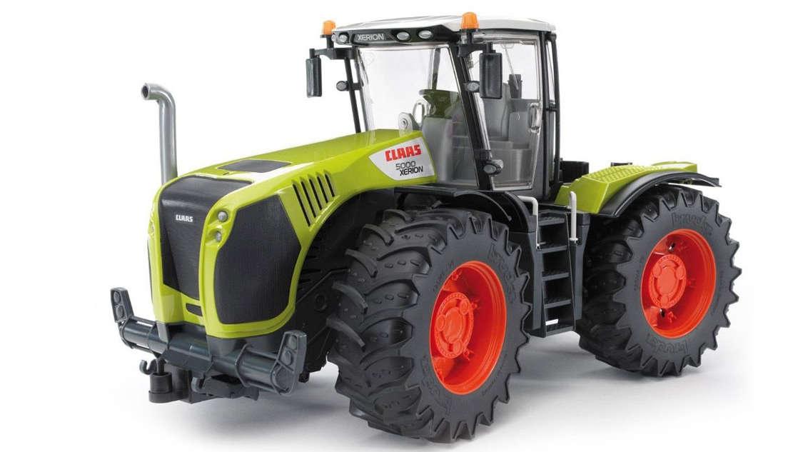 Traktory dla dzieci: Jaki pojazd wybrać dla malucha?