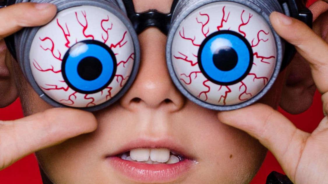 7. prostych pomysłów zabaw z dziećmi na Halloween