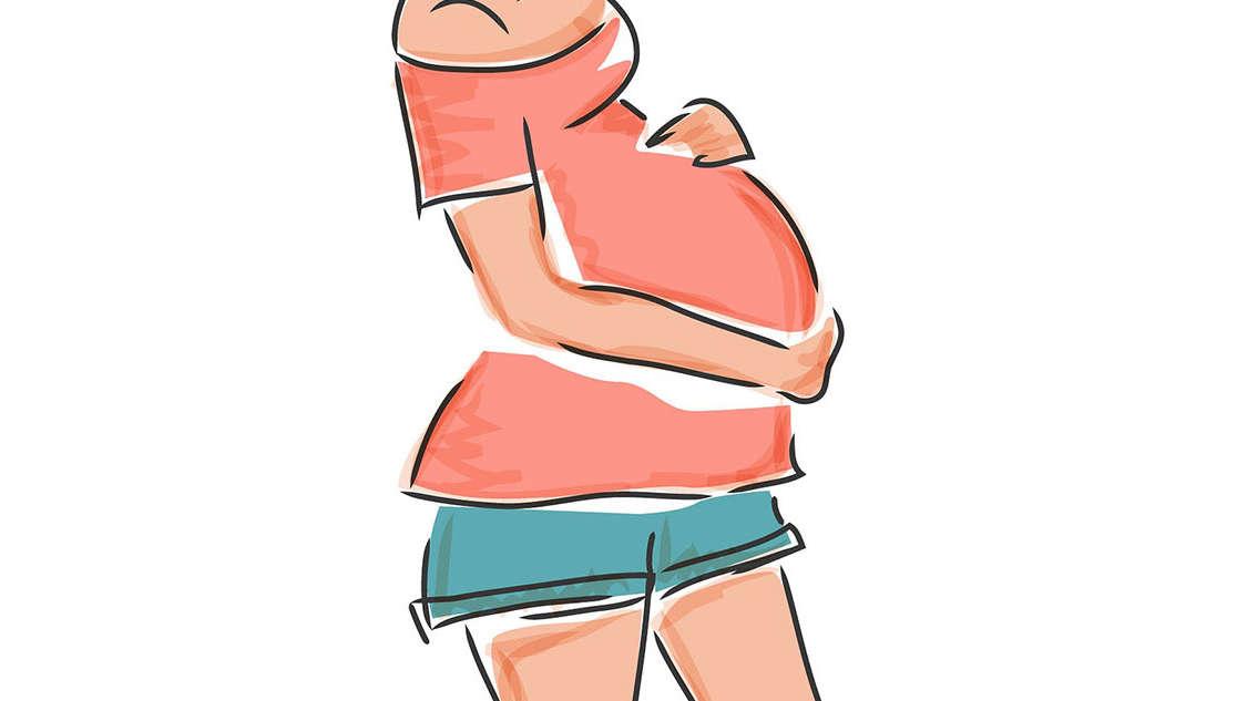 Zakażenie układu moczowego w ciąży