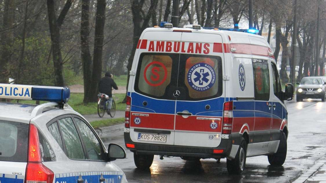 Lublin: Dwoje dzieci trafiło do szpitala z objawami zatrucia czadem.