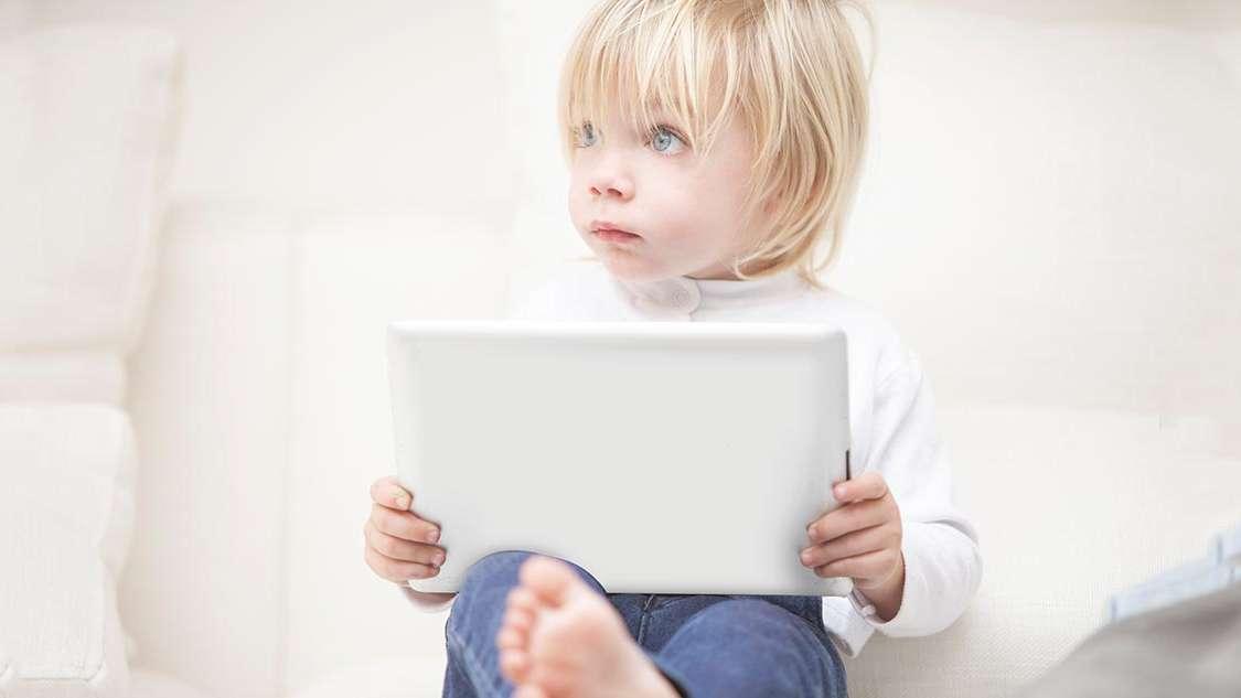 Gry na tablet dla dzieci, które nie szkodzą