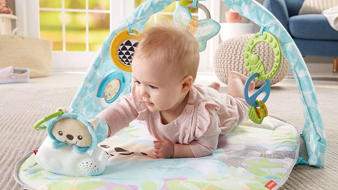Chwila odpoczynku przy małym dziecku?  Z tymi rzeczami jest to możliwe na co dzień!