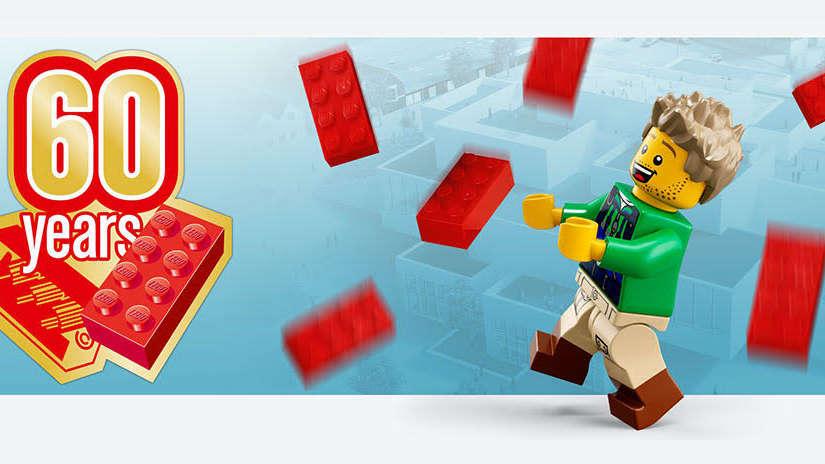 #5 ciekawostek z okazji 60. urodzin LEGO + Test zestawu okolicznościowego