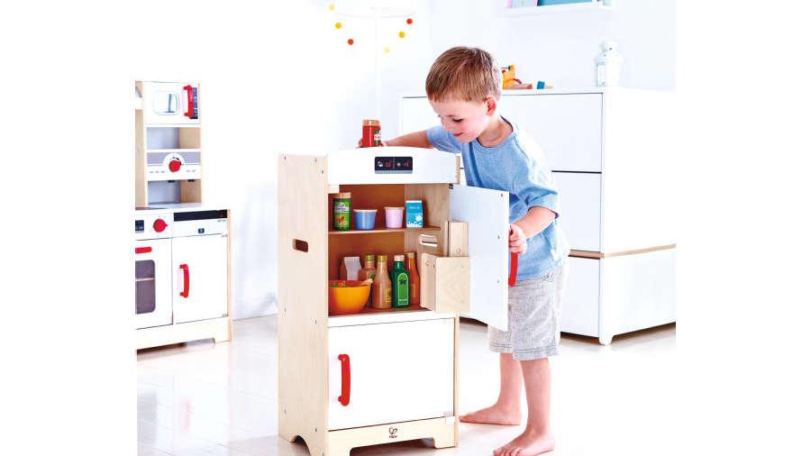 Zabawki: Najlepsza kuchnia dla dziecka