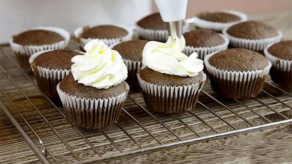 Przepis na muffinki czekoladowe
