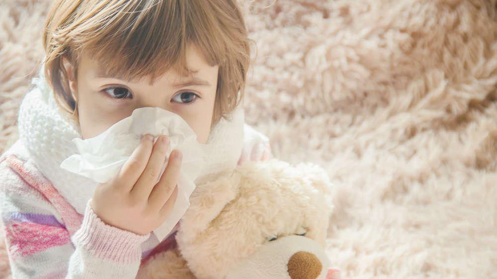 Kiedy do przedszkola po antybiotyku?