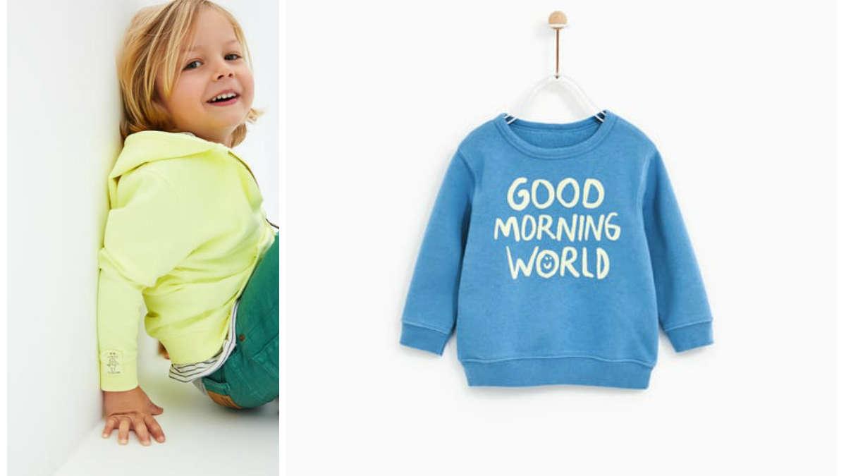 Bluzy chłopięce: tych trzech modeli nie może zabraknąć w szafie Twojego dziecka!
