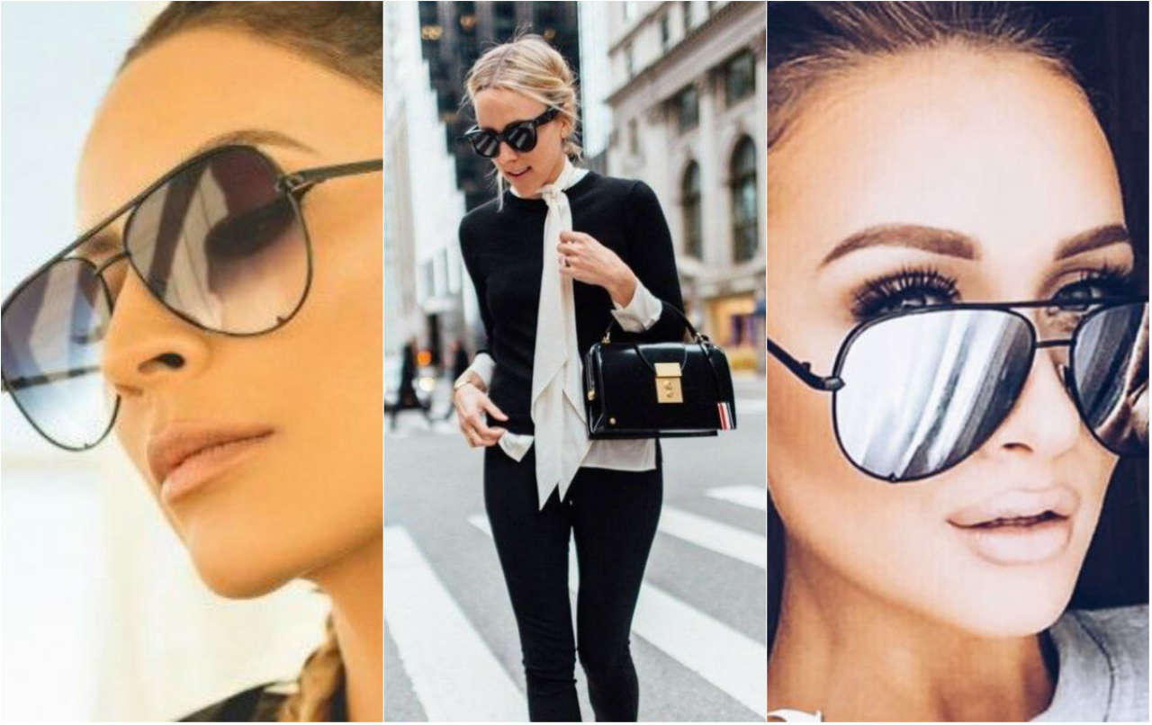 Modne okulary 2019 – najciekawsze modele z aktualnych kolekcji