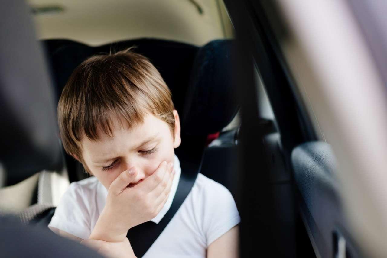 Choroba lokomocyjna u dziecka? Te sposoby polecają rodzice na naszym fanpage'u!