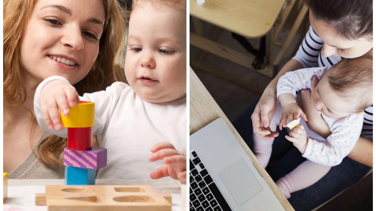 Mama pracująca jest gorsza od tej, która została z dzieckiem w domu?