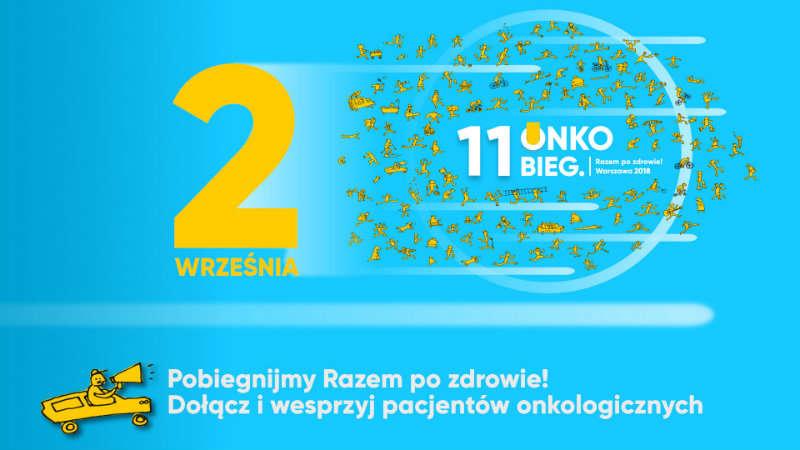 Warszawa: 11 Onkobieg Razem pod zdrowie!