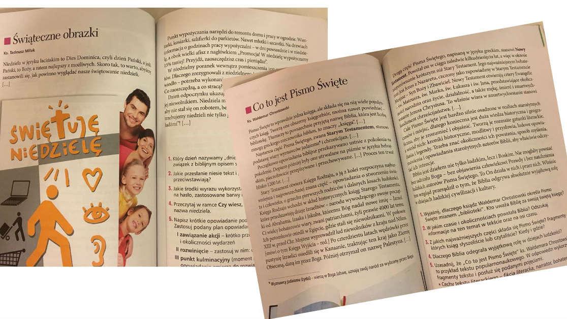 Rodzice oburzeni: Ciężko uwierzyć, że to książka do języka polskiego!