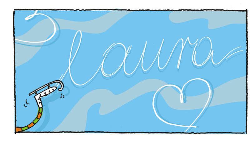 Jakie cechy charakteru ma Laura?