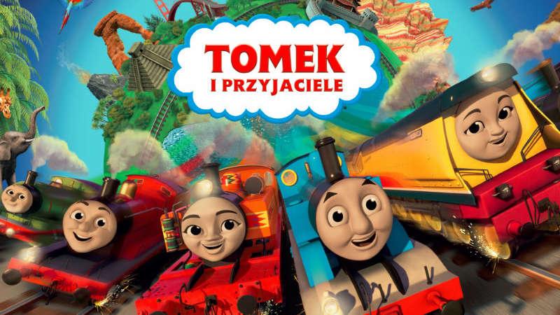 Tomek i Przyjaciele: ulubiona bajka naszych dzieci wraca w zupełnie nowej odsłonie!