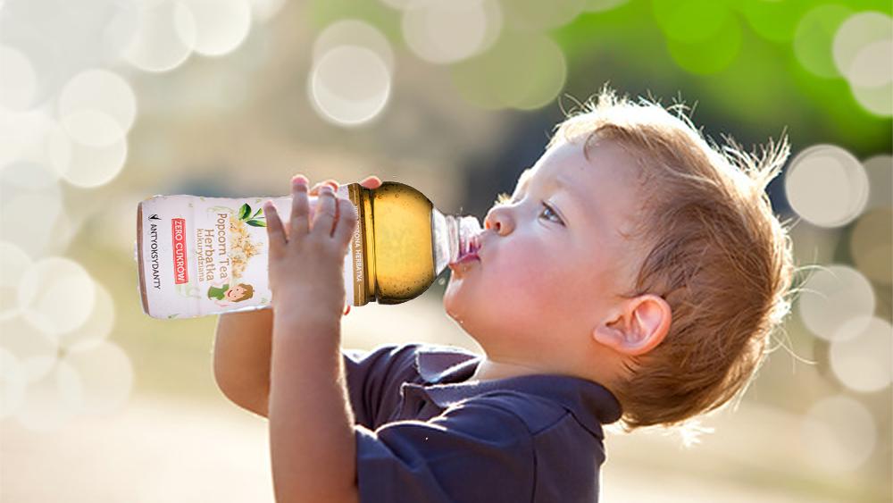 Odkryliśmy zdrową alternatywę dla wody. Twoje dziecko powinno ją pokochać!