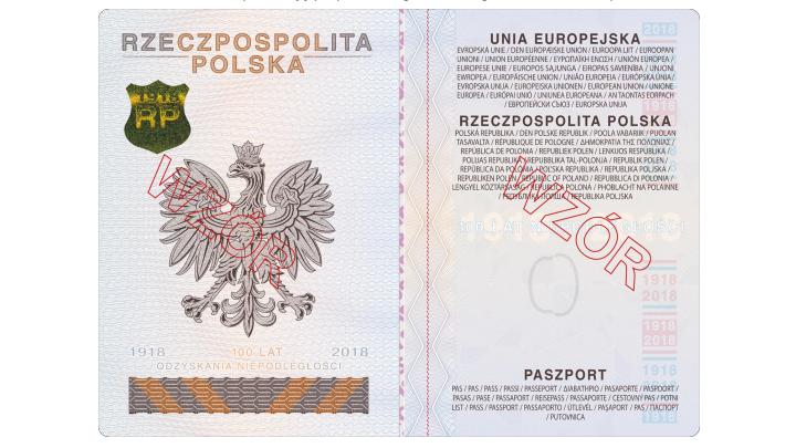 Nowe paszporty od 5 listopada 2018. Kto musi wymienić dokumenty?