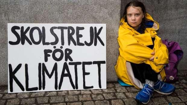 15-latka odegra ważną rolę podczas szczytu klimatycznego w Katowicach! Kim jest nastolatka?