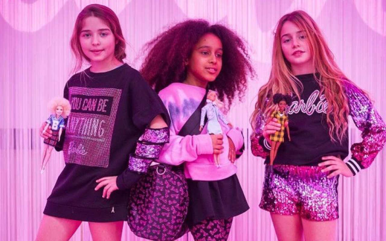 Barbie by Patrizia Pepe: nowa kolekcja z okazji 60. urodzin Barbie