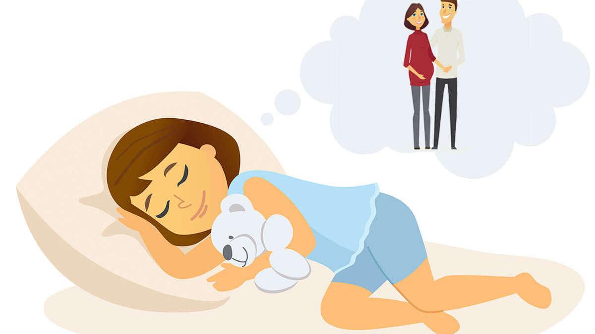 """Sennik: """"Być w ciąży"""" – Znaczenie snu o byciu w ciąży"""