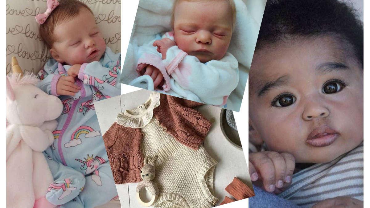 Lalki Reborn – moda, która może przerażać…