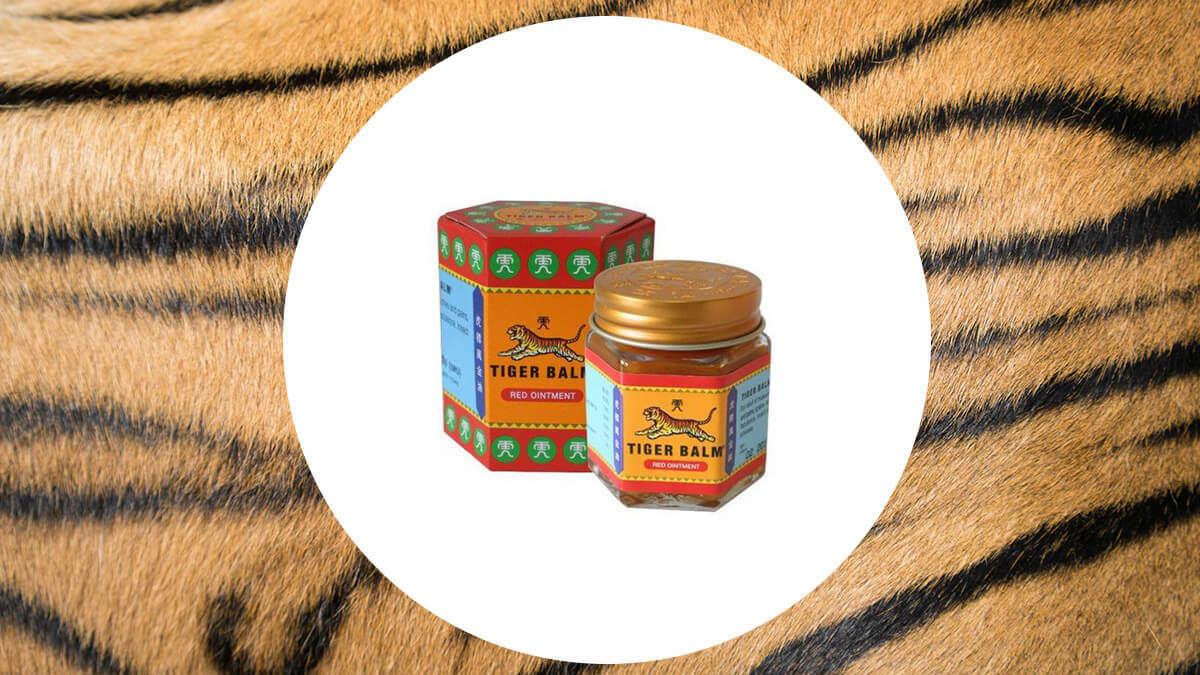 Maść tygrysia: Skład i zastosowanie maści tygrysiej