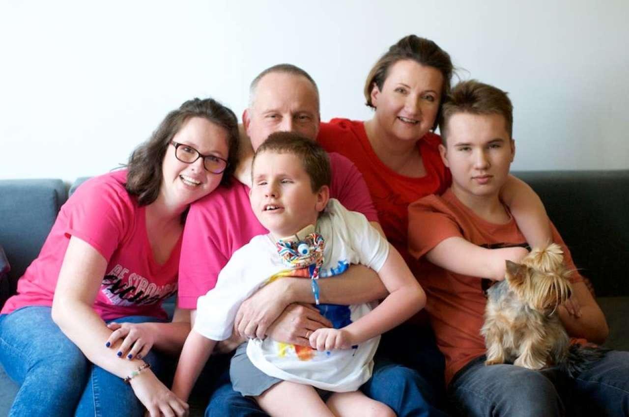Gdy Agnieszka urodziła trzecie chore dziecko, chciała umrzeć…