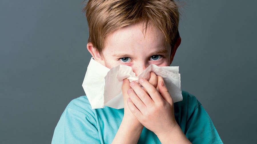 Alergia: wyzwanie dla starszaka i jego rodzica