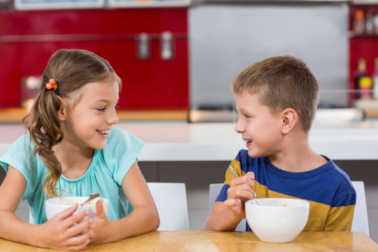 Pomysł na szybkie śniadanie dla dziecka