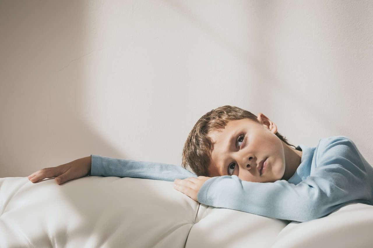 sińce pod oczami u dzieci