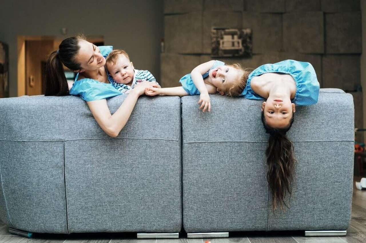 co robić z dzieckiem w domu?