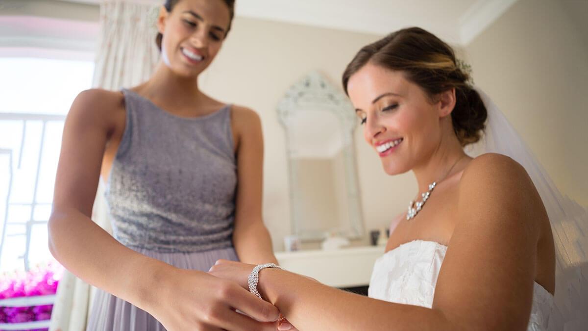 Jaki prezent zrobić świadkom na weselu?