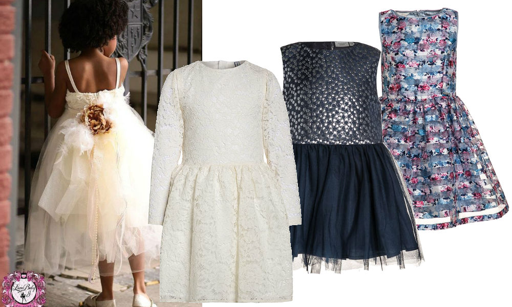 Prześliczne Sukienki dla dziewczynek