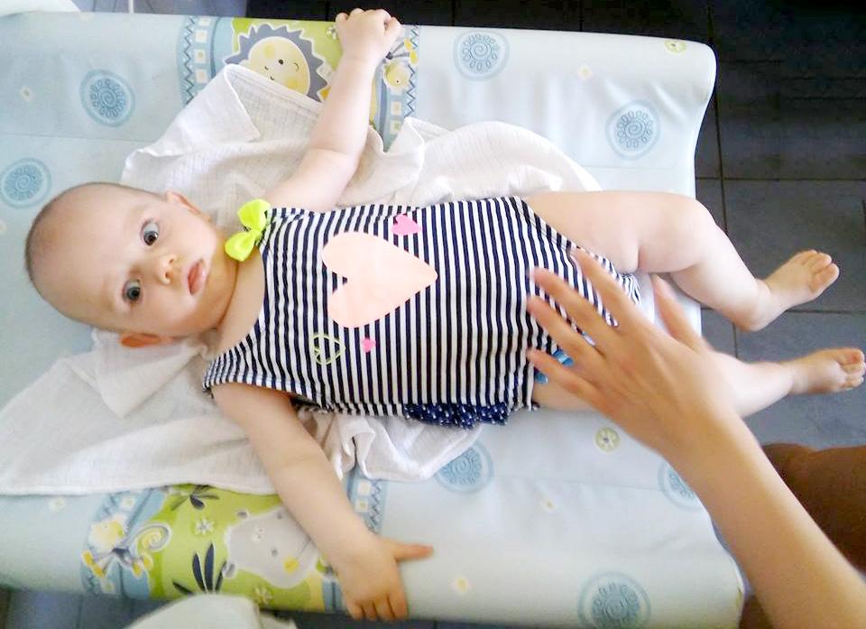 Niemowlak na basenie: Pierwszy wypad na basen (z pierwszym dzieckiem)