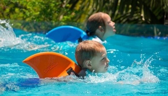 Płetwa do nauki pływania - SwimFin